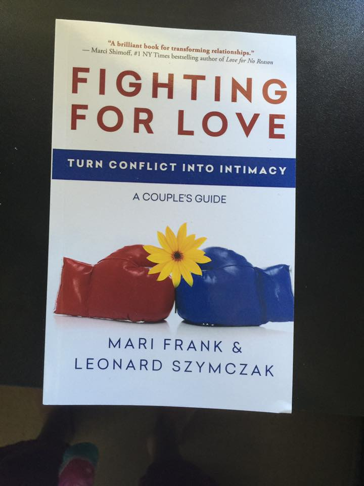 Fighting For Love Graphic